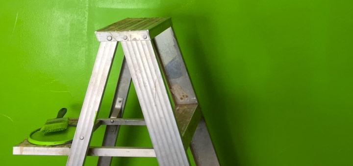 Comment Faire Pour Peindre Un Plafond comment peindre un plafond rapidement et proprement ?
